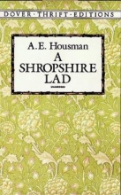 A. E. Housman A Shropshire Lad