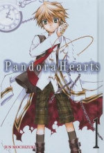Mochizuki, Jun Pandora Hearts, Volume 1