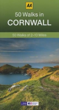 AA Publishing 50 Walks in Cornwall