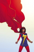 Wison, G. Willow Ms. Marvel
