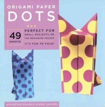 Tuttle Origami Paper Dots