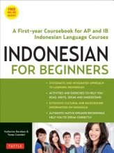 Katherine Davidsen,   Yusep Cuandani Indonesian for Beginners