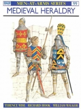 Wise, Terence Medieval Heraldry