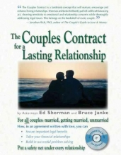 Sherman, Ed The Couples Contract for a Lasting Relationship [With CDROM]