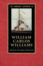 MacGowan, Christopher Cambridge Companion to William Carlos Williams