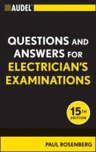 Rosenberg, Paul Audel Questions and Answers for Electrician`s Examinations