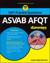 Johnston, Angie Papple 1,001 ASVAB AFQT Practice Questions for Dummies