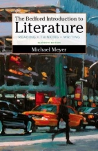 Meyer, Michael The Bedford Introduction to Literature