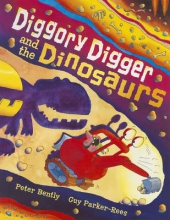 Parker Rees, Guy Diggory Digger and the Dinosaurs
