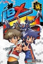 Fujii, Hideaki LBX: Little Battlers Experience 4
