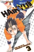 Furudate, Haruichi Haikyu!! 3