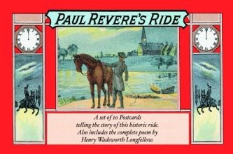 Longfellow, Henry Paul Revere`s Ride