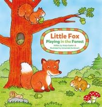 Marja Baeten , Little Fox. Playing in the Forest