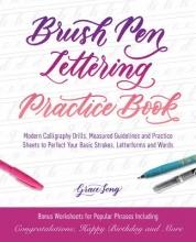 Song, Grace Brush Pen Lettering Practice Book