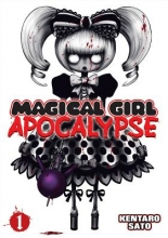 Sato, Kentaro Magical Girl Apocalypse 1