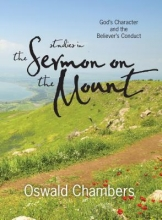 Chambers, Oswald Studies in the Sermon on the Mount