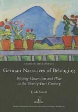 Shortt, Linda German Narratives of Belonging