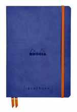 , Bullet Journal Rhodia A5 120vel dots saffierblauw
