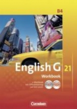 Seidl, Jennifer,   Abbey, Susan,   Schwarz, Hellmut English G 21. Ausgabe B 4. Workbook mit CD-ROM (e-Workbooks) und Audios Online