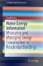 Green, David C. Home Energy Information