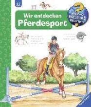 Erne, Andrea Wir entdecken Pferdesport