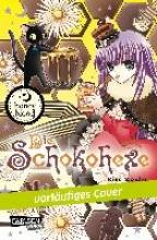 Mizuho, Rino Die Schokohexe 08. Honey blood
