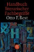 Best, Otto F. Handbuch literarischer Fachbegriffe