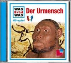 Haderer, Kurt Was ist was Hrspiel-CD: Der Urmensch