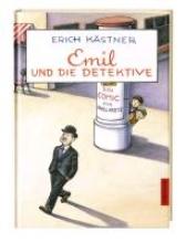 Kästner, Erich Emil und die Detektive. Ein Comic von Isabel Kreitz