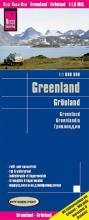 , Reise Know-How Landkarte Grönland Greenland (1:1.900.000)