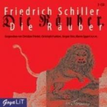 Schiller, Friedrich Die Ruber