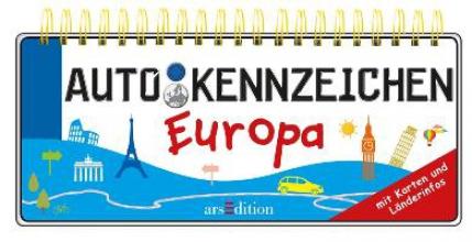 Maas, Annette Autokennzeichen Europa