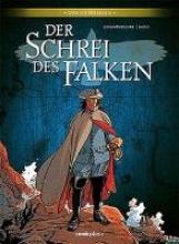 Pellerin, Patrice Schrei des Falken - Gesamtausgabe 01