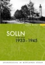 Gribl, Dorle Solln in den Jahren 1933 bis 1945