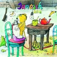 Janosch 2016. Broschürenkalender