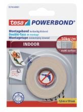, Dubbelzijdige plakband Tesa foam 19mmx1,5m