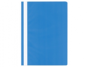 , snelhechtermap Kangaro A4 PP blauw