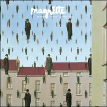 , Magritte mini maandkalender 2021
