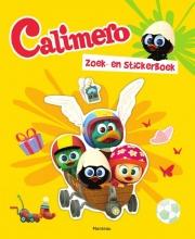 Pagot, Nino / Pagot, Toni Calimero Stickeravontuur