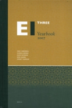 The Encyclopaedia of Islam Three Yearbook 2007