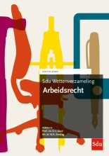 , Sdu Wettenverzameling Arbeidsrecht 2020