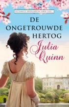 Julia Quinn , De ongetrouwde hertog
