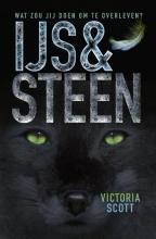 Victoria Scott , IJs en steen