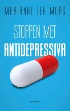 Marianne ter Mors , Stoppen met antidepressiva