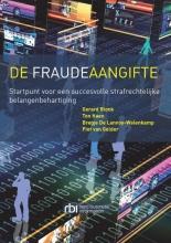 Gerard  Blonk, Ton  Haen, Bregje De Lannoy-Walenkamp, Piet Van Gelder De fraudeaangifte