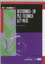 A.J. van der Linden , Besturings- en PLC-techniek 6/7 MK AEN Kernboek