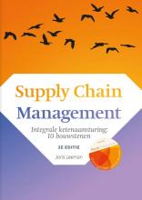 Joris Leeman , Supply Chain Management, 2e editie met MyLab NL toegangscode