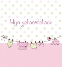 Petra  Klippel Mijn geboorteboek (Roze)