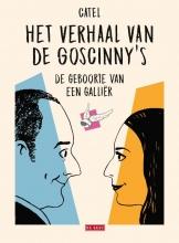 Catel , Het verhaal van de Goscinny's