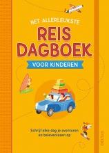, Het allerleukste reisdagboek voor kinderen